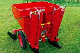 Burgonya ültető gép