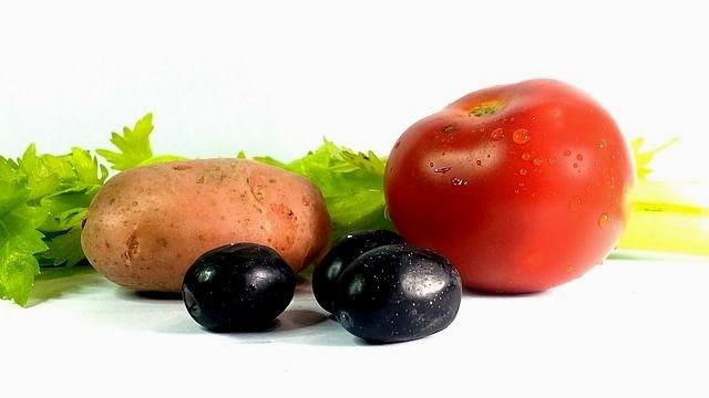 Krumpli zöldség